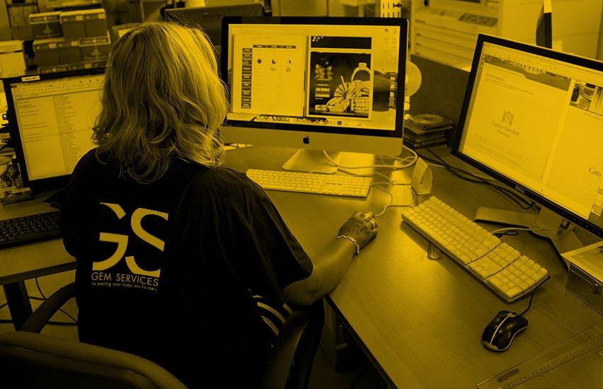personnalisation et traitement de fichiers, le métier du routeur, gem services est un routeur dans la région grand est en Bourgogne Franche comté